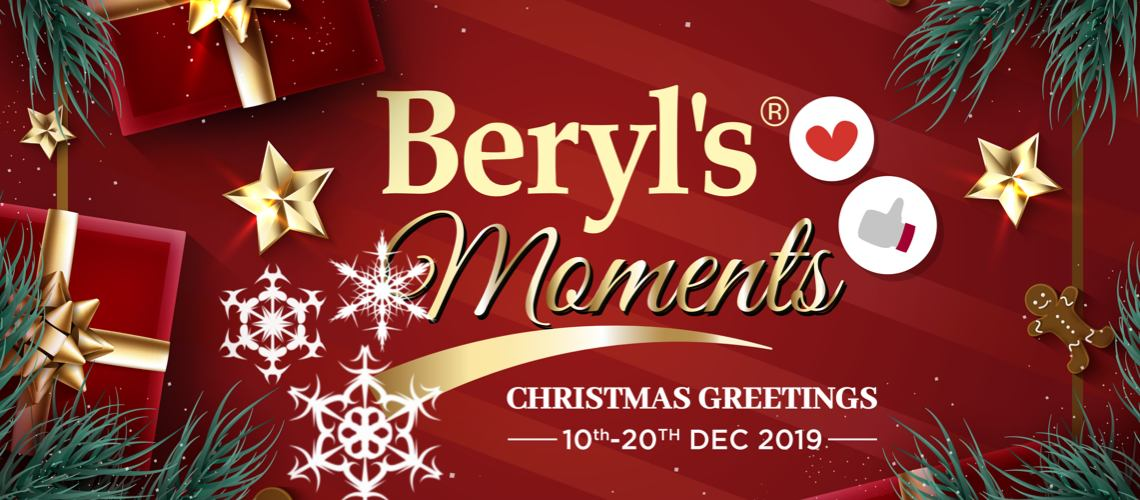 Beryl's Moments Christmas Greetings