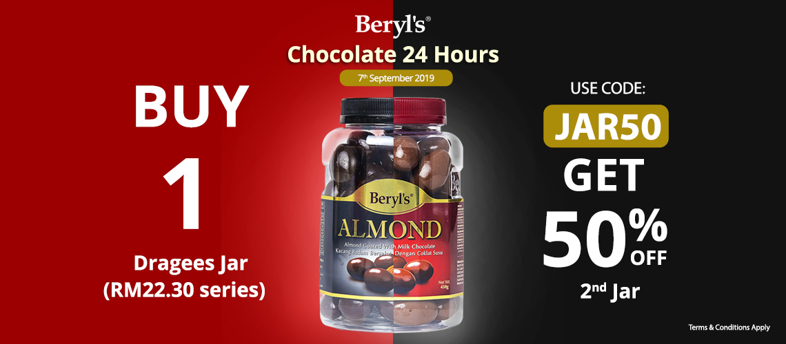 Beryl's Chocolate 24 Hours
