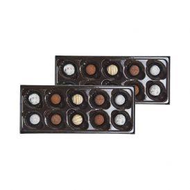 Secrecy Assortment Pralines Chocolate 80g Twin Pack
