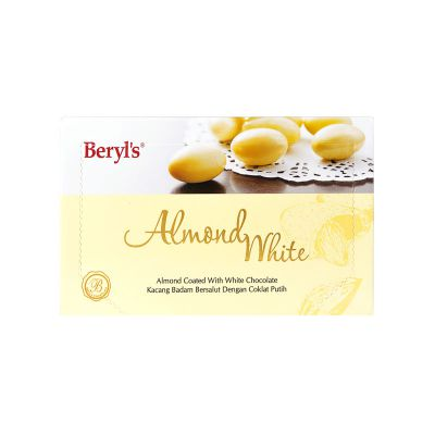 Almond Coated With White Chocolate 70g