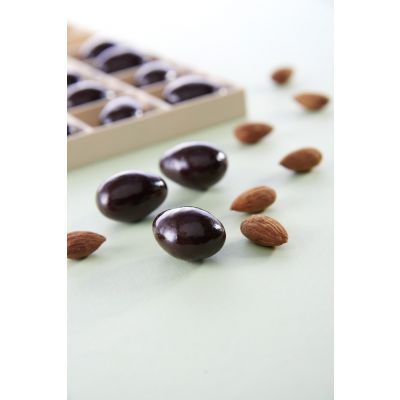 Almond Coated With Bittersweet Chocolate 450g