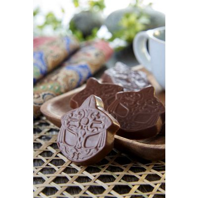 Beautiful Malaysia - Wau Almond Chocolate 180g