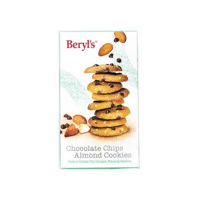 Chocolate Chips Almond Cookies 100g