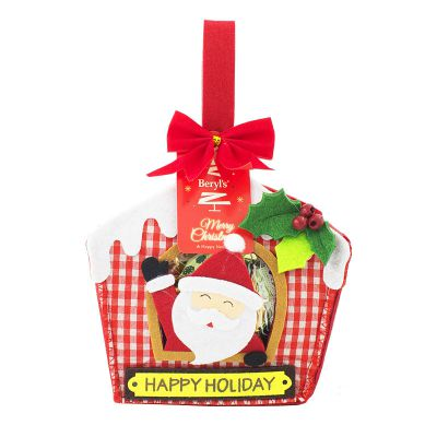 Beryl's Christmas Santa Chocolate Bag 120g