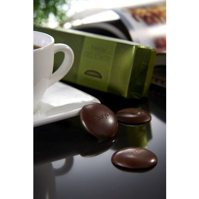 Thin Delights - Dark Chocolate With Green Tea Filling 70g