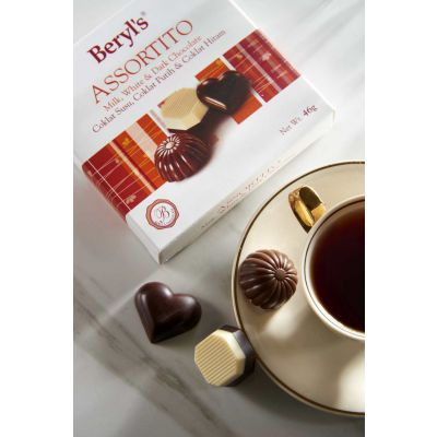 Assortito Milk, White & Dark Chocolate 46g