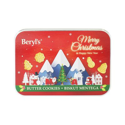 Beryl's Christmas Mini Tin Cookies 68g