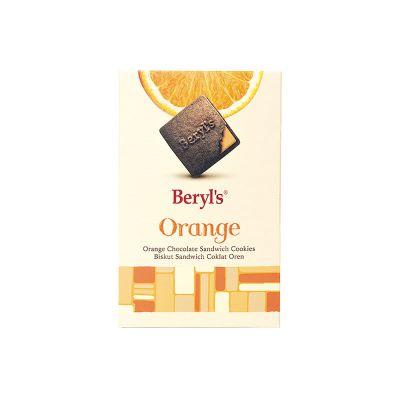 Orange Chocolate Sandwich Cookies 90g