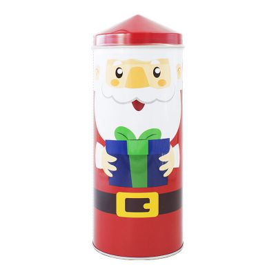Beryl's Christmas Pencil Tower Chocolate & Cookies 200g - Red