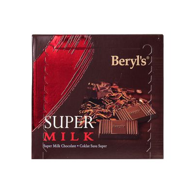 Super Milk Chocolate 60g