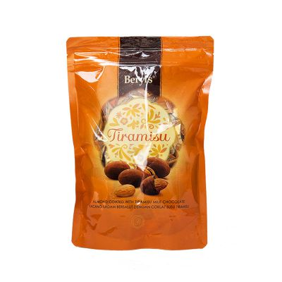 Tiramisu Almond Milk Chocolate 300g