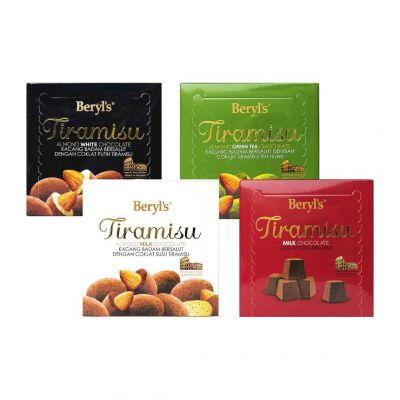 Tiramisu 4 in 1 Mini Pack