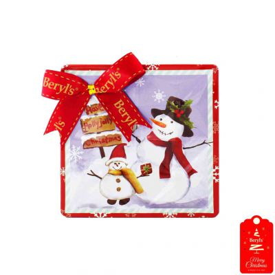 Beryl's Christmas Snowman Chocolate Box 100g