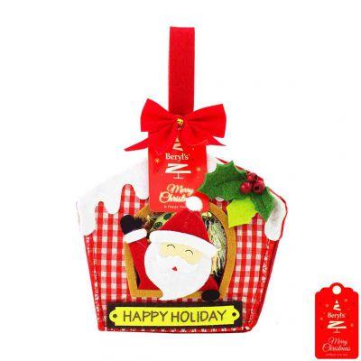 Beryl's Christmas Santa Chocolate Bag 120g