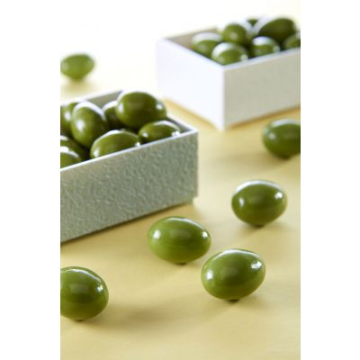 Almond Coated With Green Tea Chocolate 410g