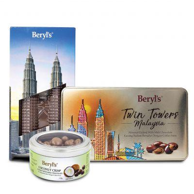 Beryl's Twin Tower Series