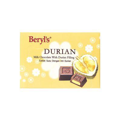 Beryl's Snow Flower Durian With Milk Chocolate 60g