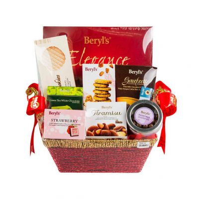 Beryl's Double Prosperity New Year Basket