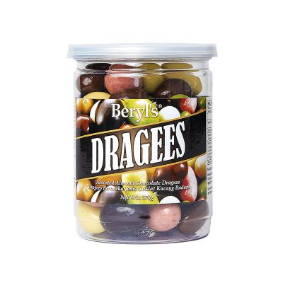 Dragees Pop Can Mix Choc 370g