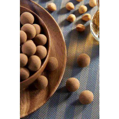 Dragees Secrets - Hazelnut Coated With Milk Praline Chocolate & Cinnamon Powder 180g