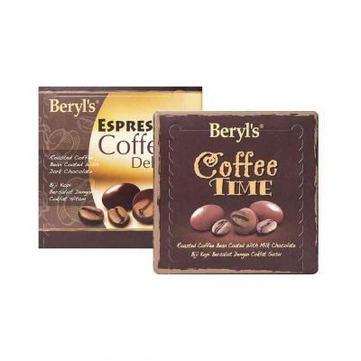 Beryl's Coffee Beans Mix Twin Pack [BEST BEFORE: 10NOV,2020]
