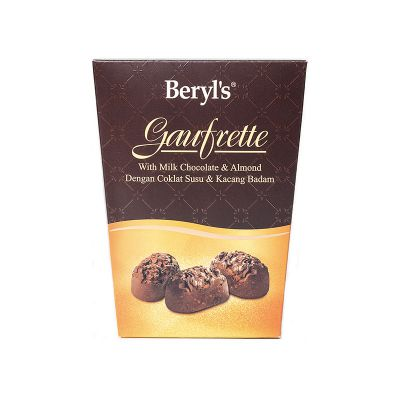 Gaufrette With Milk Chocolate 105g