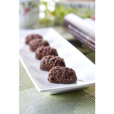 Gaufrette With Dark Chocolate 105g