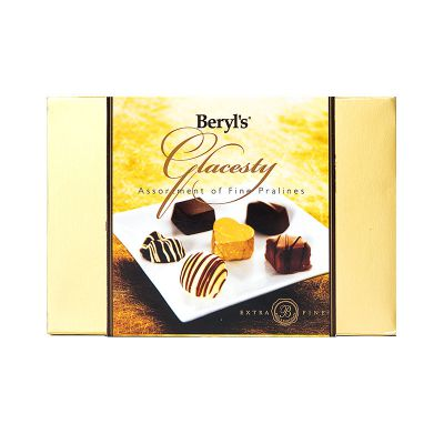 Glacesty Assortment Pralines Chocolate 60g