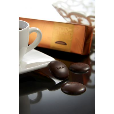 Thin Delights - Bittersweet Chocolate With Orange Filling 70g