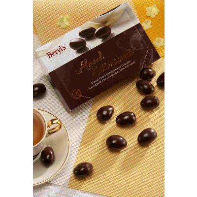 Almond Coated With Bittersweet Chocolate 70g