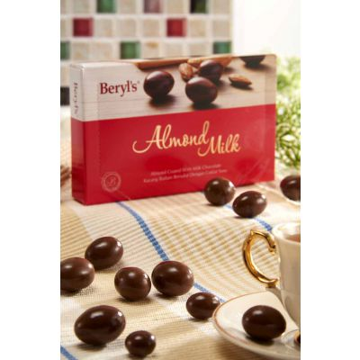 Almond Coated With Milk Chocolate 70g