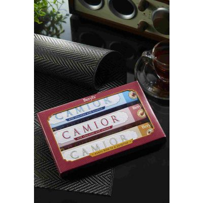 Camior Assorted 3 in 1 Chocolate 150g
