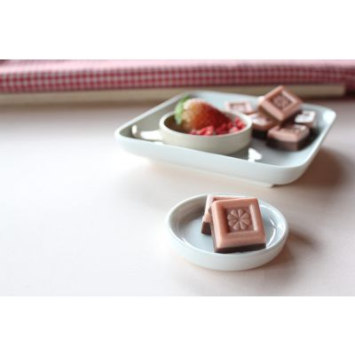 Double Layered Strawberry & Milk Chocolate 60g