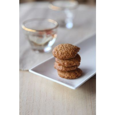 Oatmeal Raisin Macadamia Cookies 100g