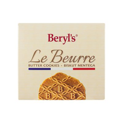 Le Beurre Butter Cookies 80g