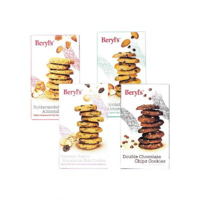 Beryl's Cookies 4 in 1 Pack 400g