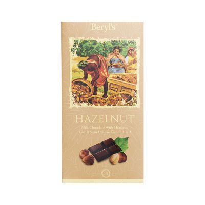 Milk Chocolate With Hazelnut 85g