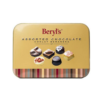 Mini Tin Assortment Chocolate 85g