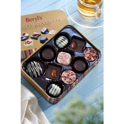 Mini Tin Assortment Chocolate 85g
