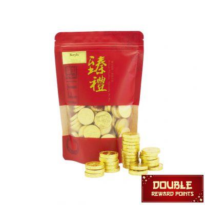 Beryl's CNY 2020 Gold Coin Milk Chocolate 250g