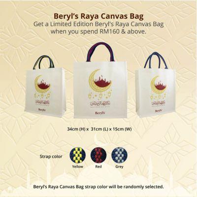 Beryl's Raya Canvas Tote Bag