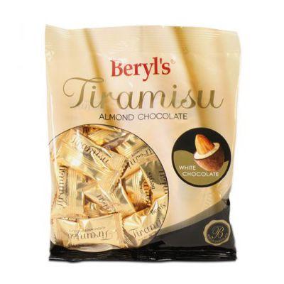 Tiramisu Almond White Chocolate 100g