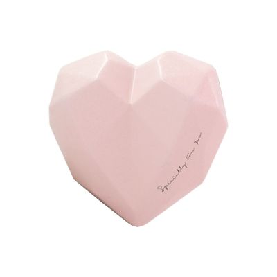 Beryl's Heart Shape Milk Chocolate - Pink 75G